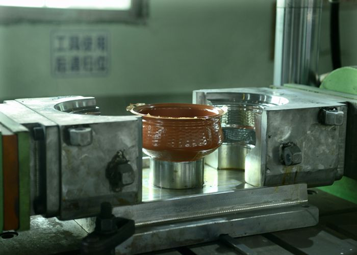 Melamine Tray Compression Mould