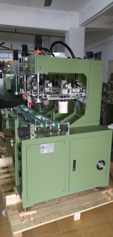 Automatic grinder machin/ buffing machine