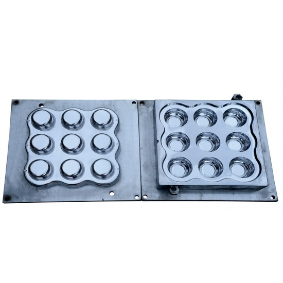 Compression Dish Ware Mould