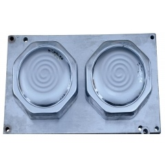 Melamine Plate Compression Molds