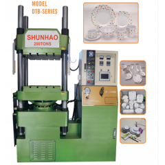 Melamine Crockery Compression Machine