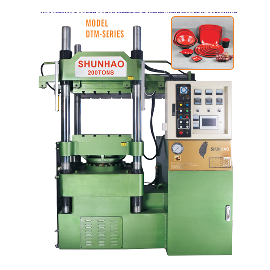 melamine press machine