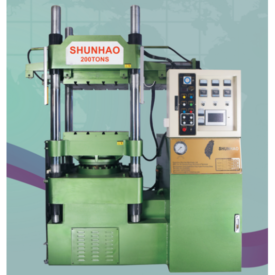 Automatic oil hydraulic compression machine