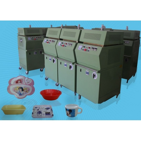 High Frequency Preheating Machine