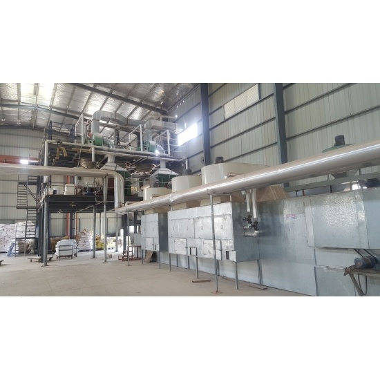 Urea Formaldehyde Molding compound plant